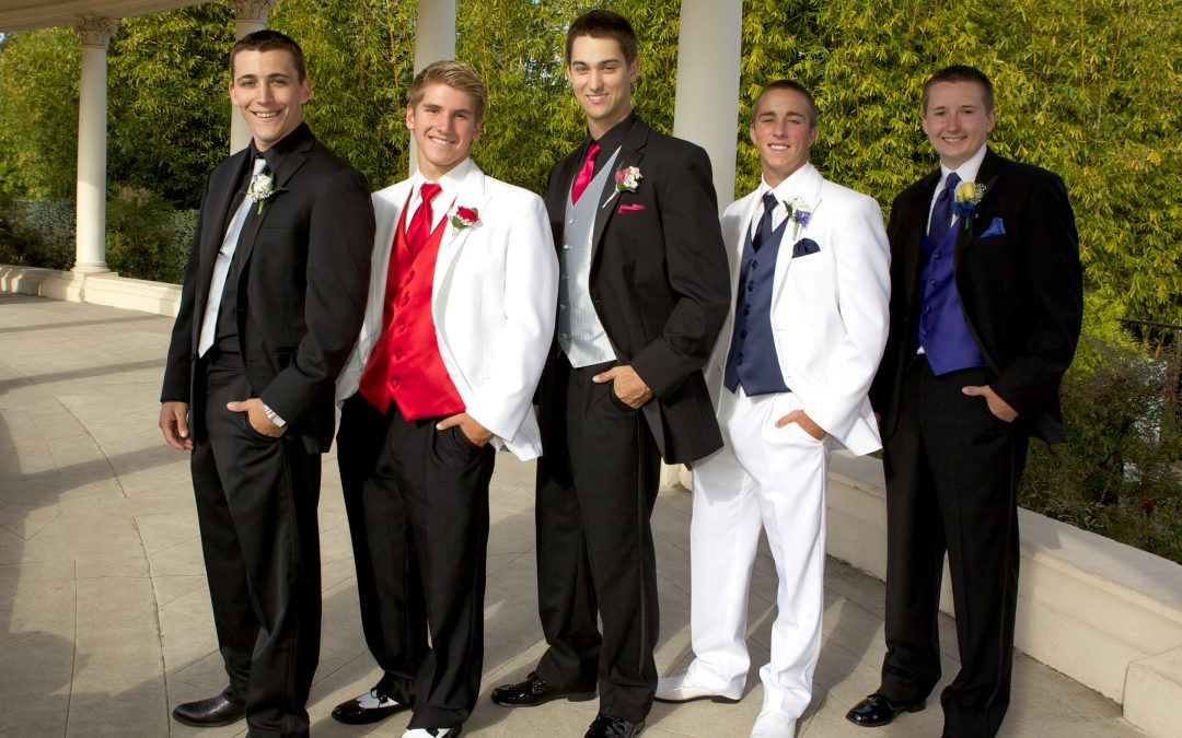 Tips to Picking Out the Perfect Tuxedo for Prom